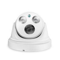 Wholesale Network Wired Dome Security Camera AHD P HD line Infrared Night Vision Surveillance Cameras VAL Vandal proof