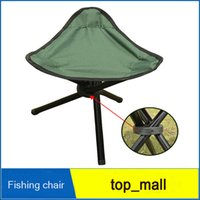 Wholesale Portable Fishing Chair Folding Lightweight Outdoor Chair Foldable Camping Chair Seats Beach Picnic Garden Chairs Colors