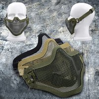 Wholesale 2016 NEW Hot Sale Metal Mesh Protective mask Elite toy gun Elite Accessories