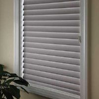 Wholesale Blackout Shangrila Roller Blinds inch slat customized finished blind manual or motorized pieces customized