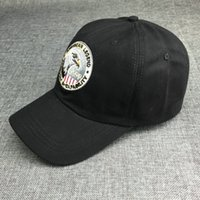 animal prey - 2016 hot brand Eagle head baseball caps snapback cap golf prey bone sun set basketball hat cap hats for men and women