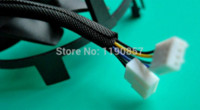 Wholesale 10 feet of quot diam mm F6 WOVEN WRAP SPLIT BRAIDED SLEEVING Black sleeves rubber