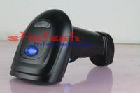 Wholesale 100pcs Scanner Laser Wired Barcode Scanner times s bit USB Barcode Reader Portable Handheld Code Scanner Free Ship
