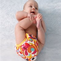 Wholesale Organic Bamboo Cotton nappy Baby Bamboo Cotton Cloth Diapers