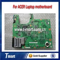 accer laptops - 100 working laptop motherboard for accer MBATR01001 K801 mainboard all fully tested L