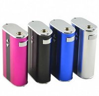 Wholesale Eleaf iStick W Mod iStick mAh VV VW Electronic Cigarette Battery With OLED Screen in stock