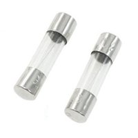 Wholesale SZS Hot Fast Blow mm x mm Glass Tube Fuses V A Amp