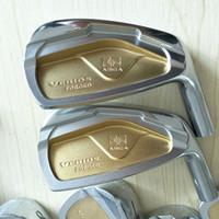 Wholesale New Golf Heads aG VERIOS Golf Irons head set P S A clubs head