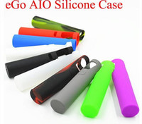 best aio - 2016 best selling Colorful silicone Case protective skin cases Joyetech ego aio Silicon Cover Case for Joyetech ego aio
