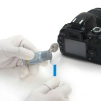 Wholesale professional sensor CCD cleaning swabs kit D for digital camera Camera Cleaning Cheap Camera Cleaning