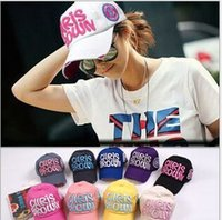 Wholesale Han edition baseball cap Hip hop old wind is leading the fashion trend duck tongue part adopts the most popular style of old