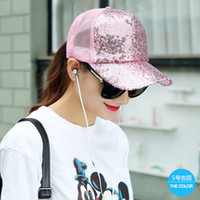Wholesale High quality New Retail JoyMay Hat Cap Fashion Leisure Rhinestones Bling Cotton CAPS Baseball Cap colors B288