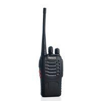 Wholesale Walkie Talkie intercomRetevis H Walkie Talkie UHF MHz W CH Single Band Way Radio SMA F Black Free earpiece