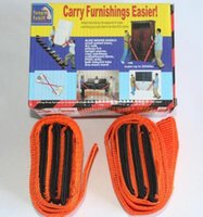 Wholesale Moving Straps Forearm Delivery Transport Rope Belt Home Carry Furnishings Easier Furniture Carry Tools Forearm forklift Retail box