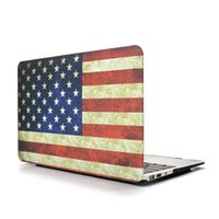 apple laptop usa - USA National Flag Pattern Rubberized Hard Protective Shell Case Covers For Apple Macbook Air quot quot quot Pro Retina