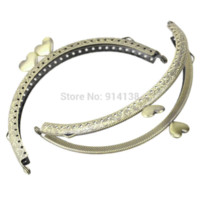 Wholesale 3 Metal Frame Kiss Clasp Arch For Purse Bag Antique Bronze Heart Pattern Carved cm x cm Can Open Size cm x cm B01635