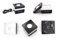 Wholesale 120ML Mini Portable Ultrasonic Essential Oil Diffuser Air Freshener ST98 B