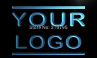 led neon open sign - tm Logo Only Sign Design Your Own LED Light Sign Custom Neon Signs Bar open Dropshipping
