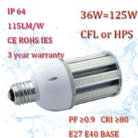 Wholesale LED corn lamp w replace led sox lamp PF IP64 year warranty