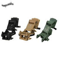 Wholesale Outdoor Paintball Shooting Gear Tactical Airsoft Fast Helmet Accessory Helmet PVS PSV Night Vision Goggle NVG Mount