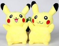 Wholesale Plush dolls Pikachu ratio qiaqiu figures the best birthday present
