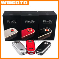 Cheap Firefly Vaporizer Kit Dry Herb E Cig Vapor Temperature Control Herbal Vaporizer Pen VS Snoop Dogg G Pro 2.0