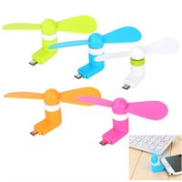 Cheap Mini USB Fan 5Pin Flexible Portable Super Mute Cooler Cooling For Samsung Galaxy S7 HTC Android Phone iPhone 6S Plus