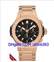 asia manufacturers - NEW ARRIVAL AAAA full gold mm Asia chonograph watches men factory men s watch Manufacturers