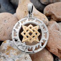 amulets and talismans - Slavic Pendants Yngly Star Amulet Pendant Russian Star Amulet Talisman and Pendants Charm pc