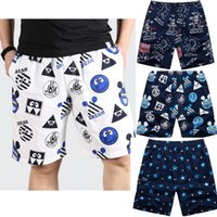 Wholesale Men Print Beach Short High Quality Pants Sport Surf Shorts Fitness New Men s Gym Shorts Running Fashion Pants