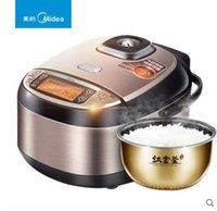 big electric kettle - Rice Cookers Intelligent mini electric rice cooker special offer quality goods IH big fire titanium kettle bravery