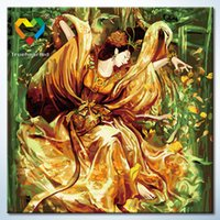 baby dancers - Dancer DIY Painting Baby Toys x80cm Educational Canvas Oil Painting Kids Drawing Toys Set for Family Gift