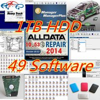 auto repair jeep - 2016 Auto repair software Alldata Mitchell software mitchell Manager software in TB HDD alldata repair software
