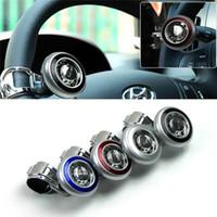 aids hands - Car Steering Wheel Aid Power Handle Ball Steering Wheel Hand Control Ball Car Grip Knob Turning Helper W053
