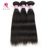 brazilian hair bundle jet black - Remy Human Straight Hair Jet black Bundles A Brazilian Remy Virgin Human Hair Weave Brazilian Silk Black Straight Hair