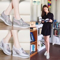Wholesale women sliver casual shoe summer lady fashion sandals designer good quality shoe