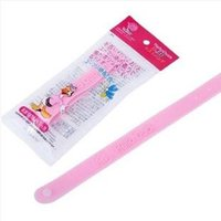 Wholesale High Quality Adjustable Insect Repellent Bracelets Colors Eco Friendly Silica Gel Mosquito Repellent Bracelet