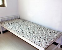 Wholesale Thick tatami mattress dormitory Single Double collapsible soft bedding child