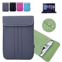 acer aspire sleeves - For Acer Aspire V3 G series inch Laptop Bag Vertical Notebook Sleeve Neoprene Protective Skin Case Cover