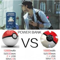 Wholesale Poke High Power mah mobile power charging treasure