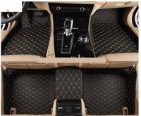 Wholesale 5D Full Surrounded Waterproof Leather XPE Car Floor Mats for Buick Enclave ENCORE ROYAUM park avenue LACROSSE