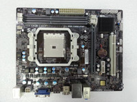 Micro-ATX acer dvi - Elite Stock A55F2 M3 V1 Desktop Motherboard A55 motherboard AMD FM2 CPU