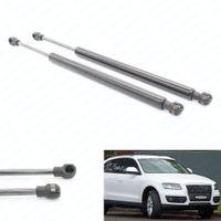 audi hoods - 2pcs Auto Hood Bonnet Lift Supports Shock Car Gas Struts for Audi Q5 SQ5