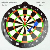 Nouvelles cartes de dards magnétiques avec 2 fléchettes inclus