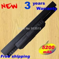 asus notebook batteries - NEW battery pack A32 K53 for ASUS A53E A53S A43S A54C K53SV X53U X54H notebook