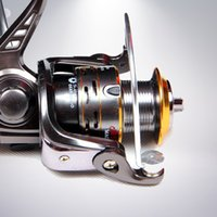 Wholesale Magic knight BB Ball Bearing XH6000 Fishing Reel Left Right Interchangeable Collapsible Handle Fishing Spinning Reel