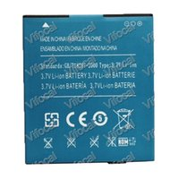Wholesale atteries Mobile Phone Batteries elephone P6i battery Original replacement backup bateria mAh Battery for elephone P6i Smartphone