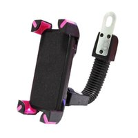 bicycle pda holder - Motorcycle Bicycle Phone Holder Mobile Phone Stand Support for iPhone All kinds of Mobile GPS PDA MP4GPS Car Holder