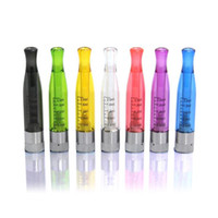 Wholesale ecig Vaporizer Electronic Cigarette Atomizer GS H2 Clearomizer Tank Replacement Coil EGO Atomizer Kit Atomizer For E cig Pens
