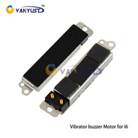 Wholesale High quality New Vibrator buzzer Motor Flex Cable For iPhone inch repair replacement